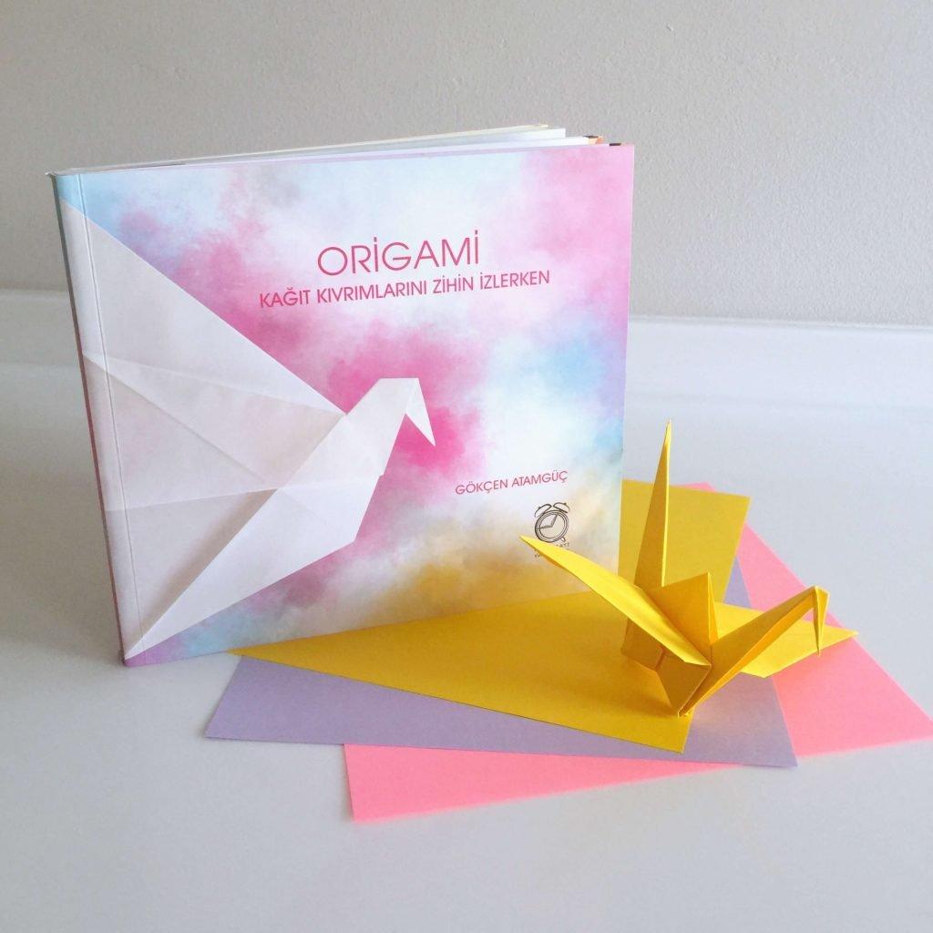 GA by GA Origami Kitabı